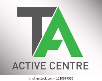 TA Business Logo Design