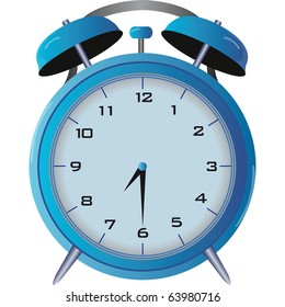 table clock with built-in alarm nuisance