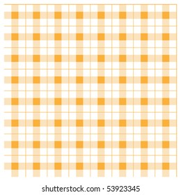 Tablecloth tartan pattern - background - eps 10