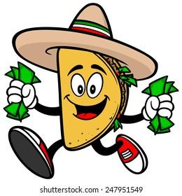 Taco with Money