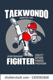 TAEKWONDO GEAR FIGHTER
