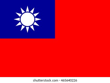 Taipei Vector Flag