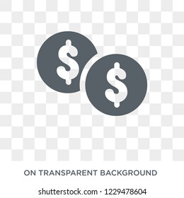 Takeover bid icon. Trendy flat vector Takeover bid icon on transparent background from business   collection. High quality filled Takeover bid symbol use for web and mobile
