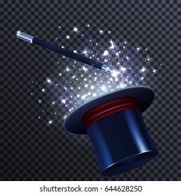 Imágenes, fotos de stock y vectores sobre Magician