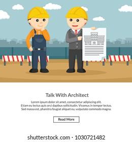 Talk With Architect Job Information
