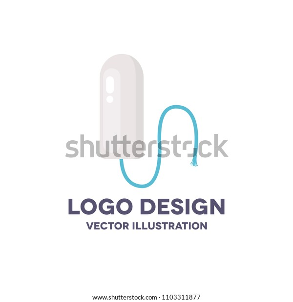 tampon vector icon