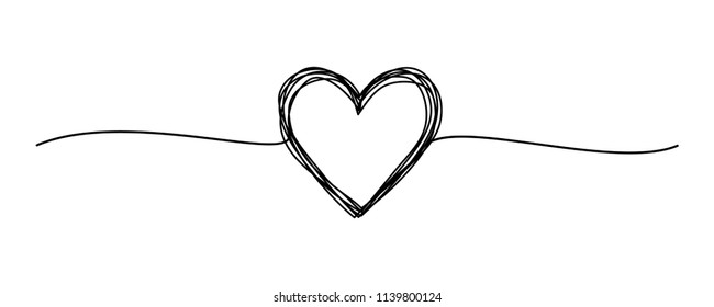 Heart Drawing Images, Stock Photos & Vectors | Shutterstock
