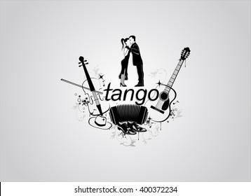 Imágenes, fotos de stock y vectores sobre Acordeon Tango ...