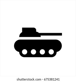 military tank icon images stock photos vectors shutterstock https www shutterstock com image vector tank icon trendy flat style isolated 675381241