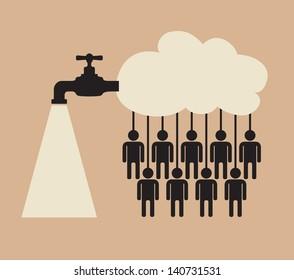 tap of crowdsourcing cloud service