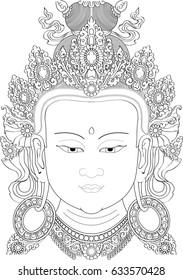 Tara Traditional Nepali Art