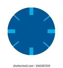 Target aim icon, vector target symbol - cross aim sign - target illustration