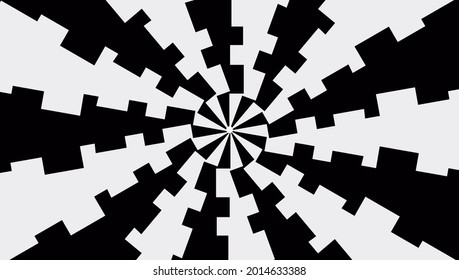 target black and white vector design for archery and shooting