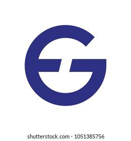 EG Target Circle logo icon