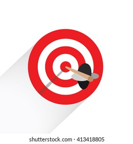 Target Icon For Website and Business