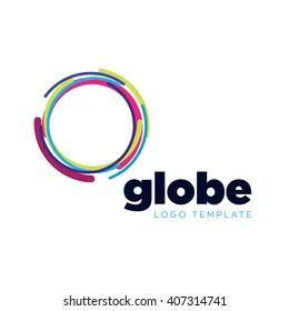 Target logo. Global logo. Round logo. Union logo. Alliance logo