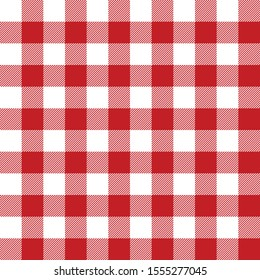 Tartan Check Plaid seamless patterns. Red Lumberjack Buffalo plaid. Rustic Christmas Backgrounds. Christmas tartan patterns. Repeating pattern tile swatches.