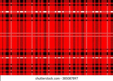 Tartan, plaid pattern vector background.Folk Retro style.Fashion illustration,vector Wallpaper.Christmas,new year decor.Traditional red,black,green green scottish vector tartan ornament