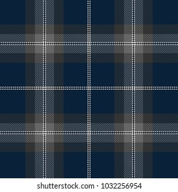 Tartan, plaid pattern, Vector illustration