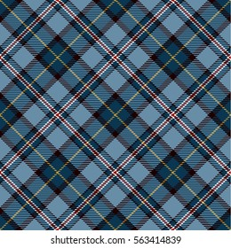 Tartan Seamless Pattern Background. Red, Black, Blue, Beige  and  White Plaid, Tartan Flannel Shirt Patterns. Trendy Tiles Vector Illustration for Wallpapers.