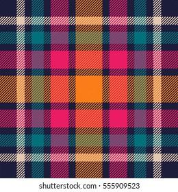 Tartan/Plaid seamless pattern
