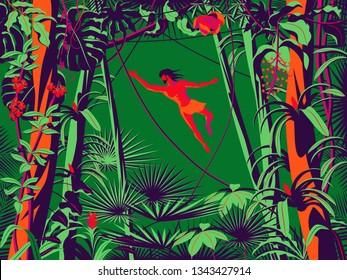 Tarzan Images, Stock Photos & Vectors | Shutterstock