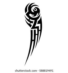 tatoo tribal design, art tattoo sleeve men, logo vector flames for man