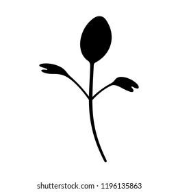 Tatsoi (organic microgreen)