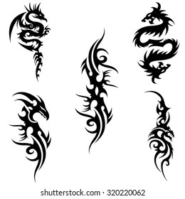 3121cf78d Circle Tribal Tattoo Images, Stock Photos & Vectors | Shutterstock