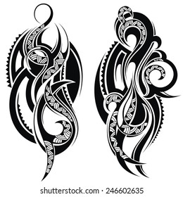 Tattoo  element