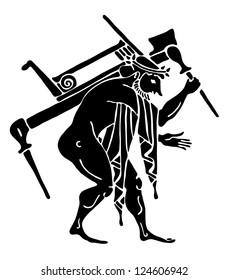 Tattoo of the Greek