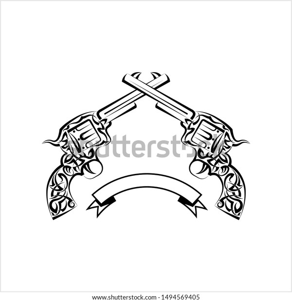 tattoo gun pistol vector art illustration stock vector royalty free 1494569405 https www shutterstock com image vector tattoo gun pistol vector art illustration 1494569405