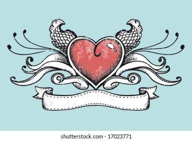 Tattoo heart