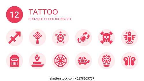 Sagittarius Tattoo Images, Stock Photos & Vectors | Shutterstock