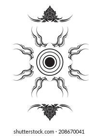 tattoo Thai art