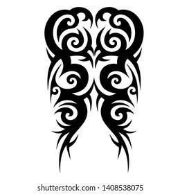 ca306fb607106 Maori Design Images, Stock Photos & Vectors   Shutterstock