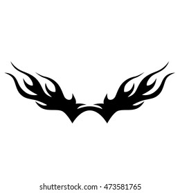 Lower Back Tattoo Designs Images Stock Photos Vectors Shutterstock