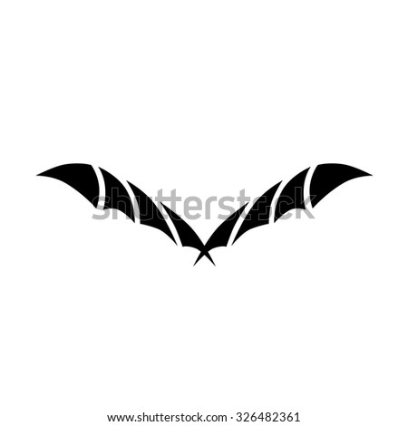 b30464aab Tattoo tribal lower back vector design. Simple logo. Individual designer  isolated element for decorating