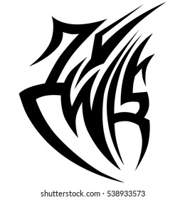 03c8a4404 Simple Tattoo Ideas Images, Stock Photos & Vectors | Shutterstock
