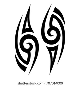 Tribal Tattoo Images, Stock Photos \u0026 Vectors
