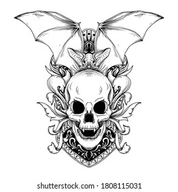 Gothic tattoos Top 51