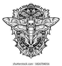 Gothic tattoos Gothic Graffiti