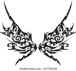 tattoo vector.