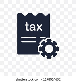 Tax free transparent icon. Tax free symbol design from Delivery and logistic collection.
