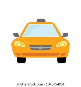 Taxi Icon, taxi icon vector, taxi. vector illustration.