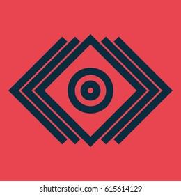 Tayrona symbol Colombian culture