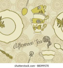 tea background
