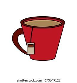 Tea cup design