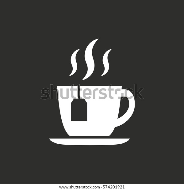 tea vector icon white illustration isolated stock vector royalty free 574201921 https www shutterstock com image vector tea vector icon white illustration isolated 574201921