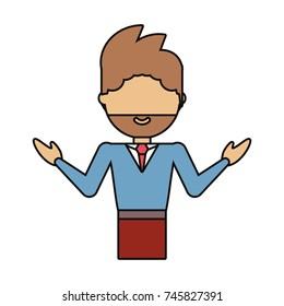 teacher man icon